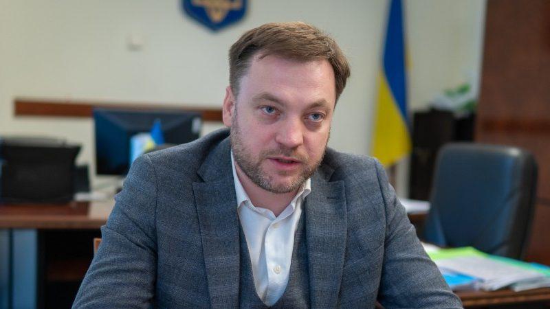 Глава МВД признался, что ключевые дела министерства обсуждает с Зеленским