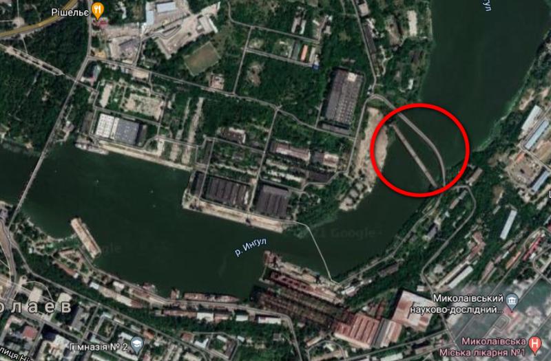 В Николаеве в тестовом режиме открыли заводский мост для проезда легковых автомобилей (ВИДЕО)