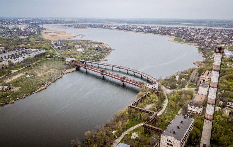 На время разведения мостов в Николаеве будет обеспечен проезд через Николаевский судостроительный завод — ОГА