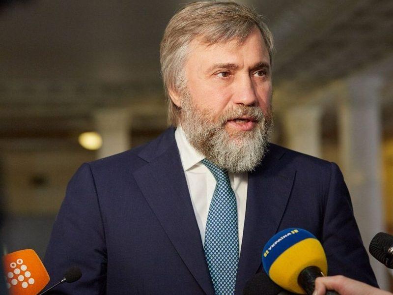 Новинский заявил, что останавливает переговоры о покупке телеканала НАШ – не договорился с Мураевым