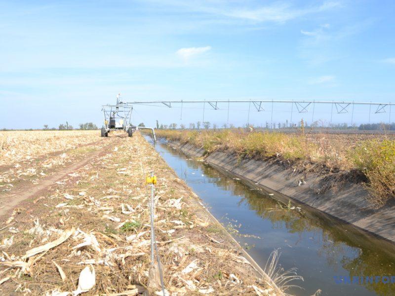 Над половиной орошаемых земель Николаевщины нависла катастрофа: криворожские комбинаты отказываются  финансировать промывку Ингульца