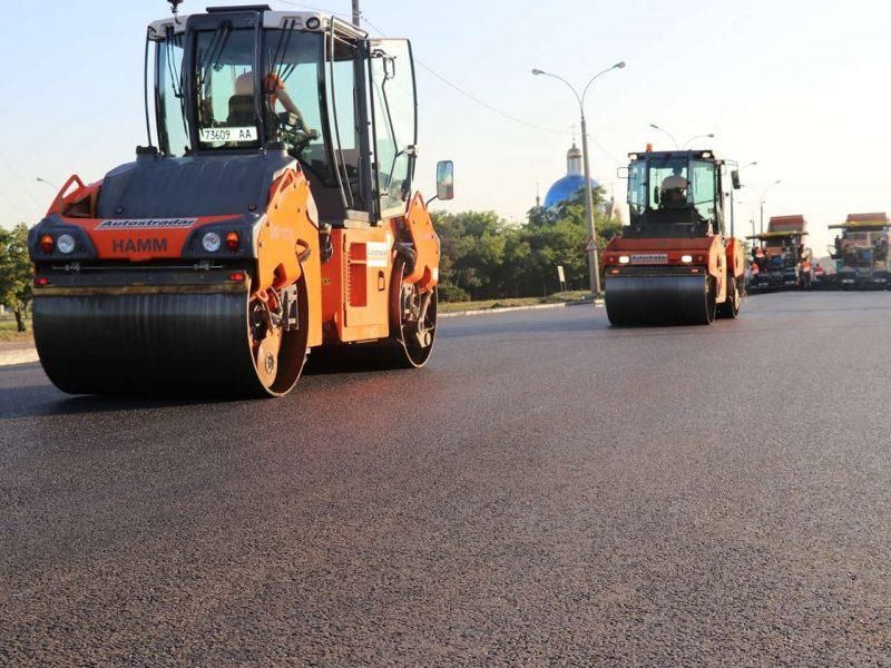 В Николаеве полностью открыто движение по Одесскому шоссе и Веселиновской