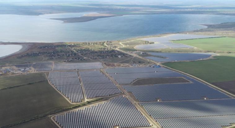 Норвежцы запустили солнечную электростанцию в Николаевской области мощностью 148 МВт