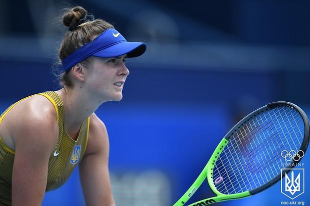 У Украины – пятая «бронза» на Олимпиаде теннисистки Элины Свитолиной. И первая в истории украинского тенниса