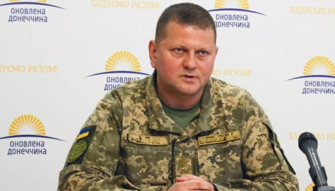 Генерал Залужный возглавил Вооруженные силы Украины. Что о нем известно?