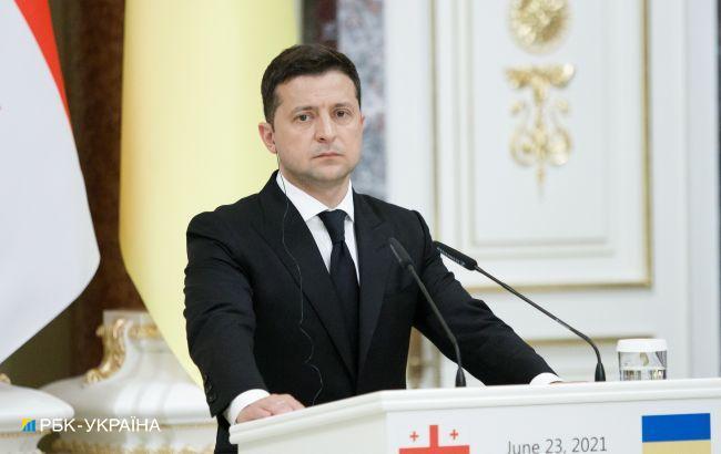 Зеленский рассказал, о чем хочет говорить с Байденом