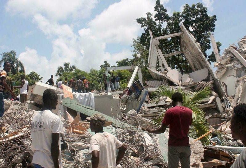 Разрушительное землетрясение на Гаити: число погибших превысило 700 человек, число раненых – 2 тысячи