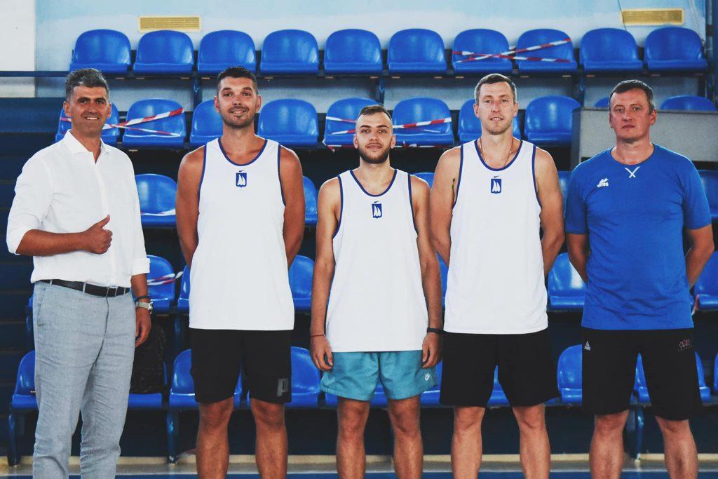 МБК «Николаев» подписал контракты с тремя новыми баскетболистами 1