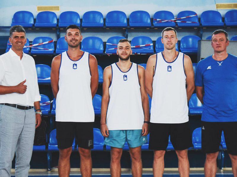 МБК «Николаев» подписал контракты с тремя новыми баскетболистами