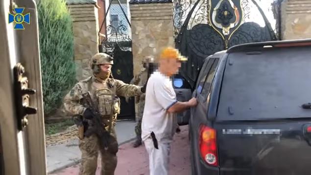 Контрразведка СБУ разоблачила агента российской военной разведки на Херсонщине (ВИДЕО)