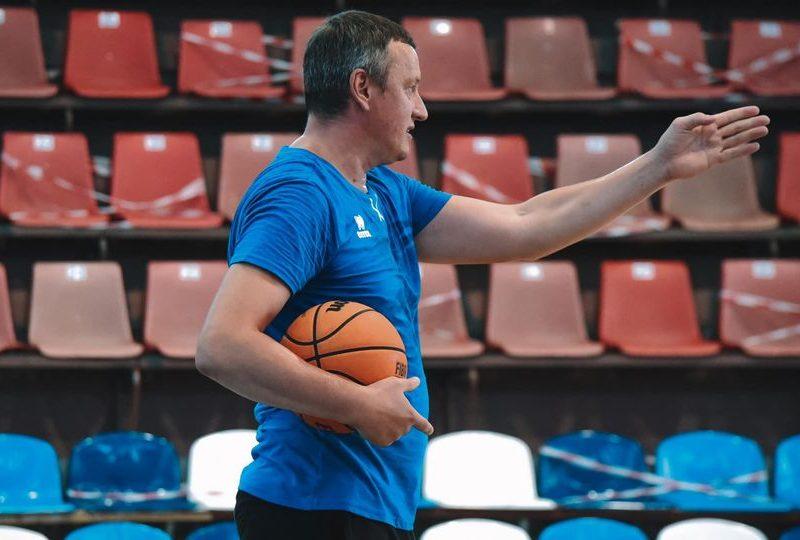 МБК «Николаев» начал подготовку к новому сезону — главный тренер считает, что времени достаточно