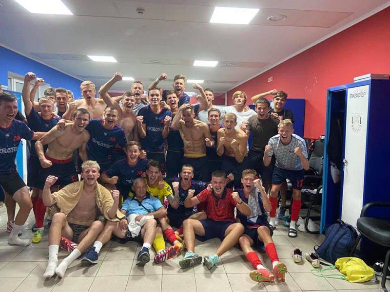 МФК «Николаев» вышел в 1/16 Кубка Украины, одолев «Кривбасс», за который болеет Зеленский (ВИДЕО)