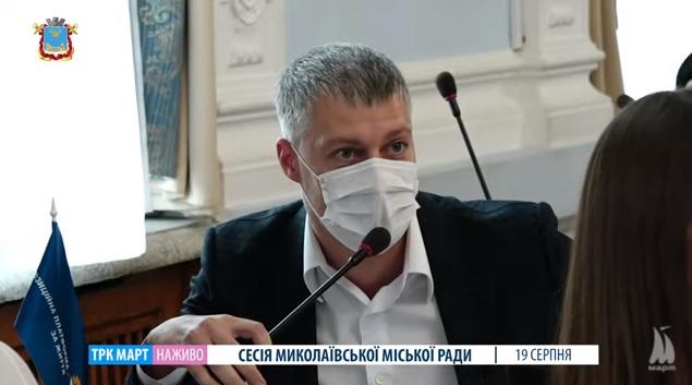 Удав и бандерлоги: как глава фракции ОПЗЖ в Николаевском горсовете оценил своих коллег и мэра (ВИДЕО)
