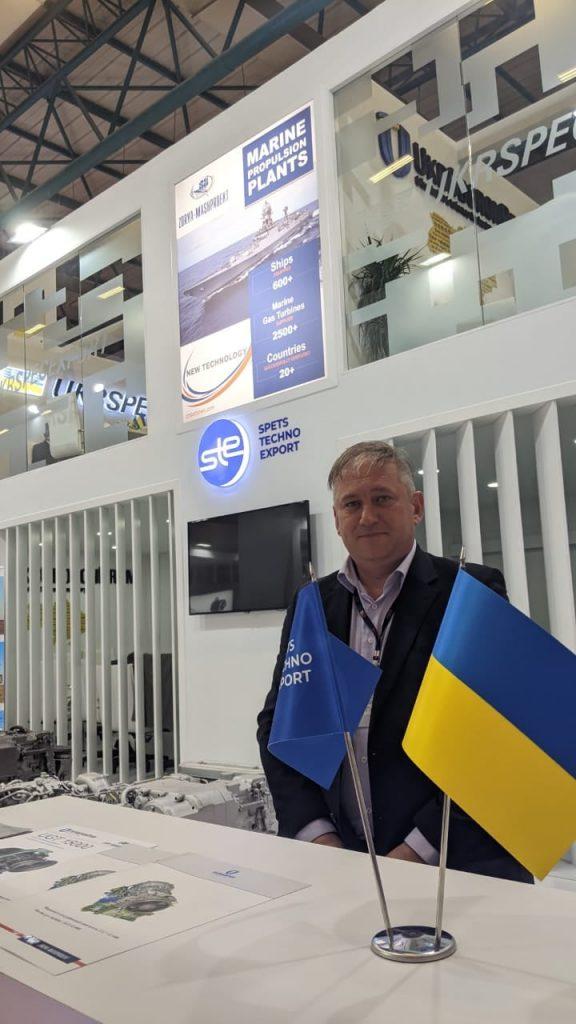 Николаевская «Зоря»-«Машпроект» представила свою продукцию на международной выставке в Турции (ФОТО) 1