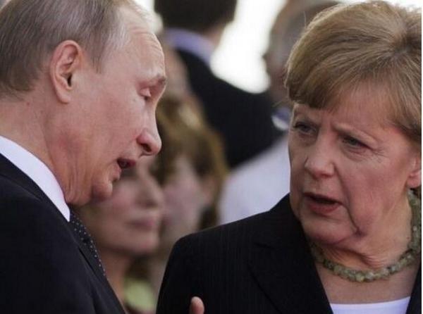 Будут говорить об Украине, Афганистане и, возможно, Беларуси: Меркель сегодня встретится с Путиным
