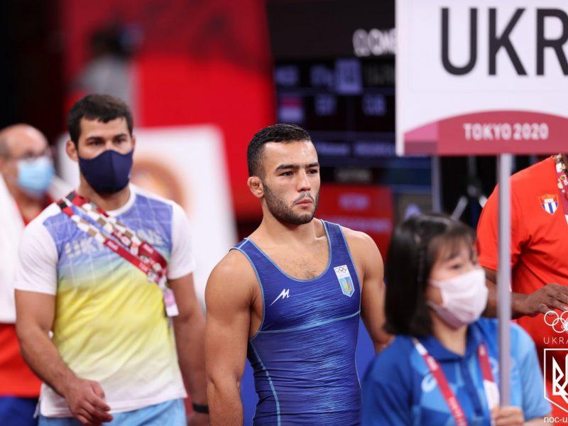 Николаевский борец греко-римского стиля Парвиз Насибов вышел в финал Олимпиады в Токио