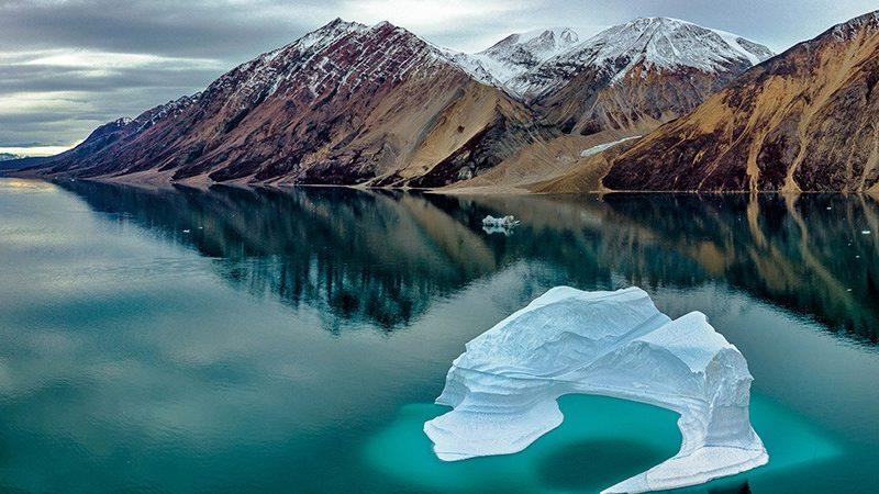 Ненормально: в ледниках Гренландии впервые выпал дождь