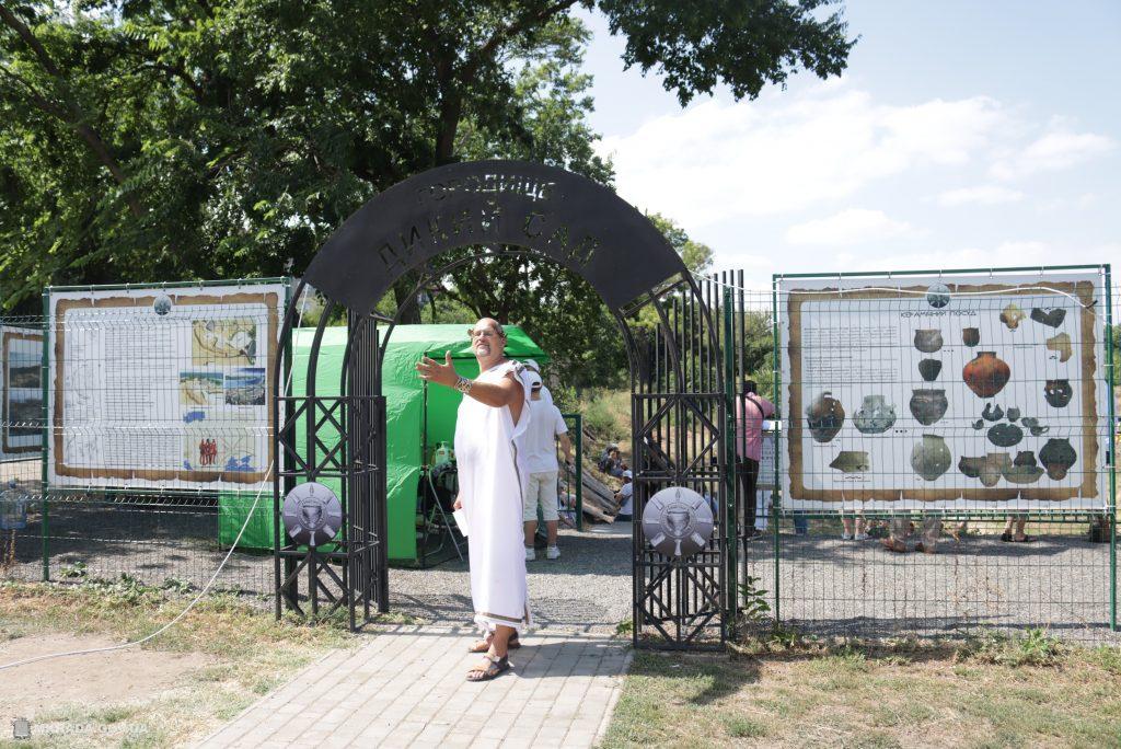 В Николаеве проходит фестиваль «Дикий Сад: арт-перекресток времен и народов» (ФОТО) 3