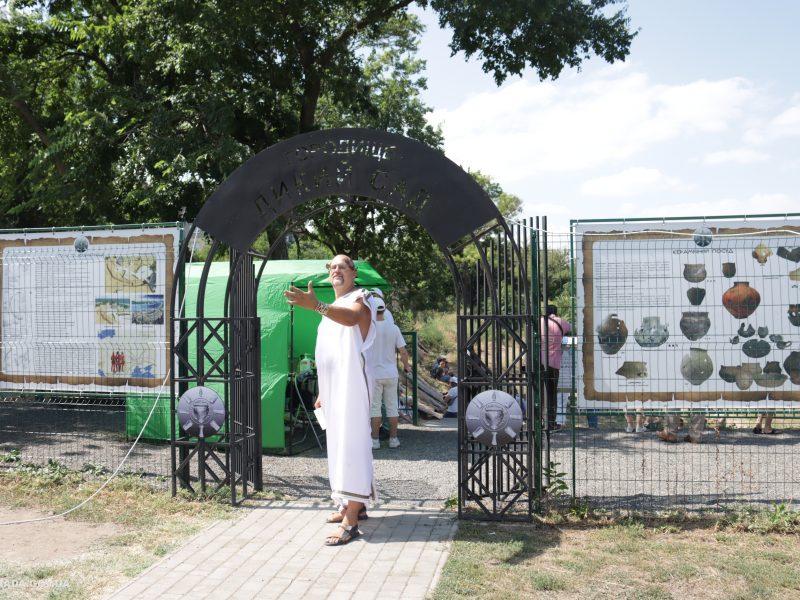В Николаеве проходит фестиваль «Дикий Сад: арт-перекресток времен и народов» (ФОТО)