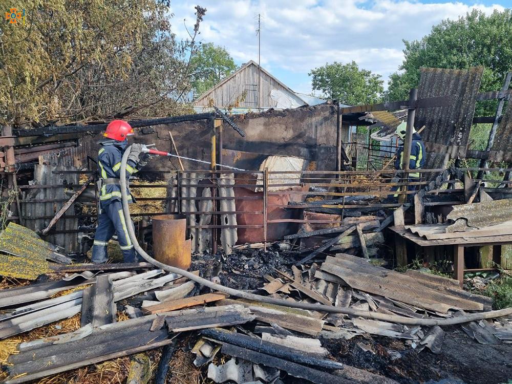 Спасатели Николаевщины четырежды за сутки тушили пожары в жилье (ФОТО) 3