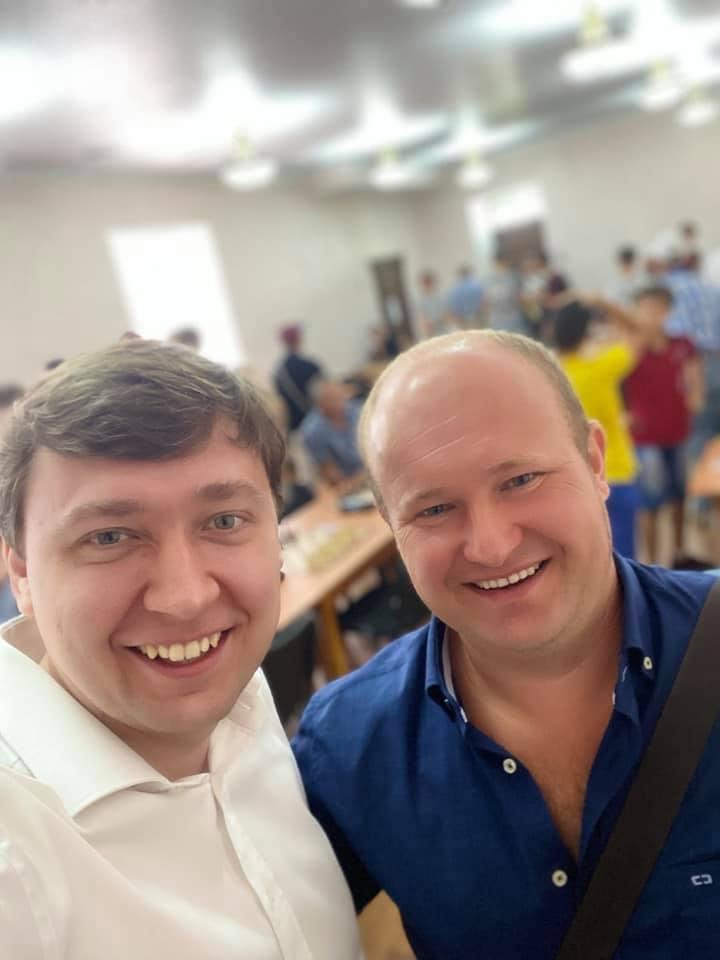 Шахматный блиц-турнир в Николаеве с призовым фондом 10 тыс.грн. выиграл 16-летний шахматист из Черноморска (ФОТО) 1