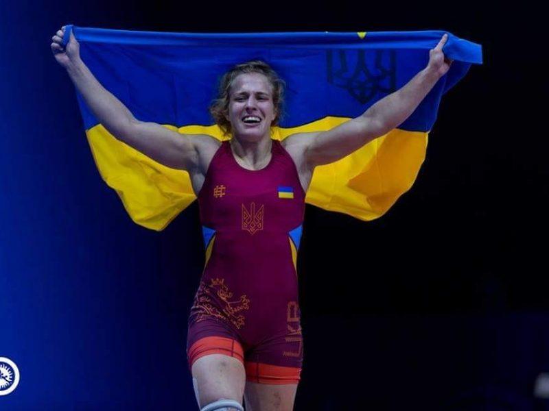 7-я украинская медаль на Олимпиаде в Токио — «бронза» борчихи Аллы Черкасовой