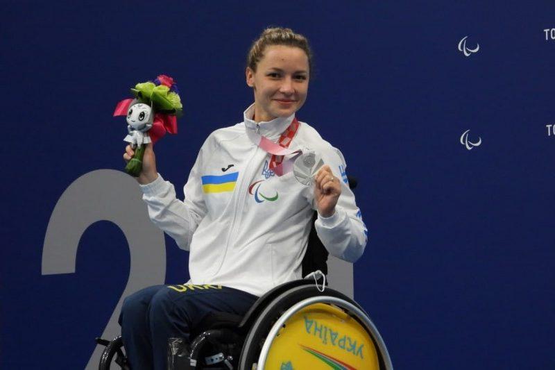 Паралимпиада-2020: за день у Украины – одна медаль