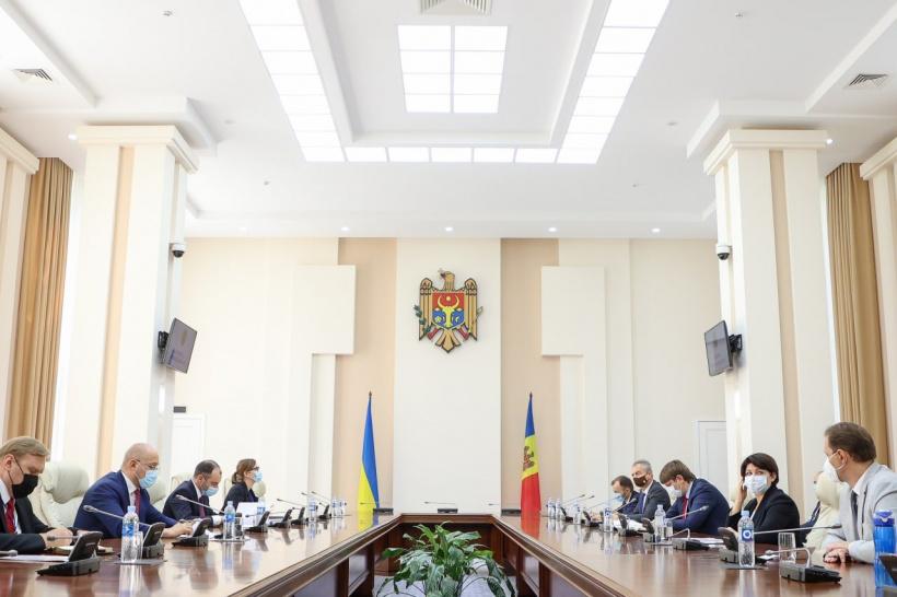 Ассоциированное трио – на уровне премьеров: что Шмыгаль предложил своей молдавской коллеге (ФОТО) 3