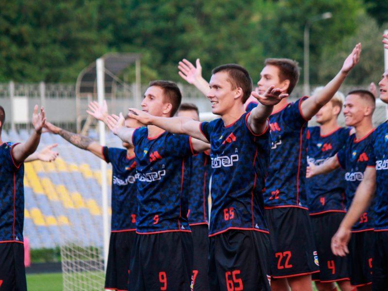 Стало извесно, кто станет соперником МФК «Николаев» в третьем раунде Кубка Украины
