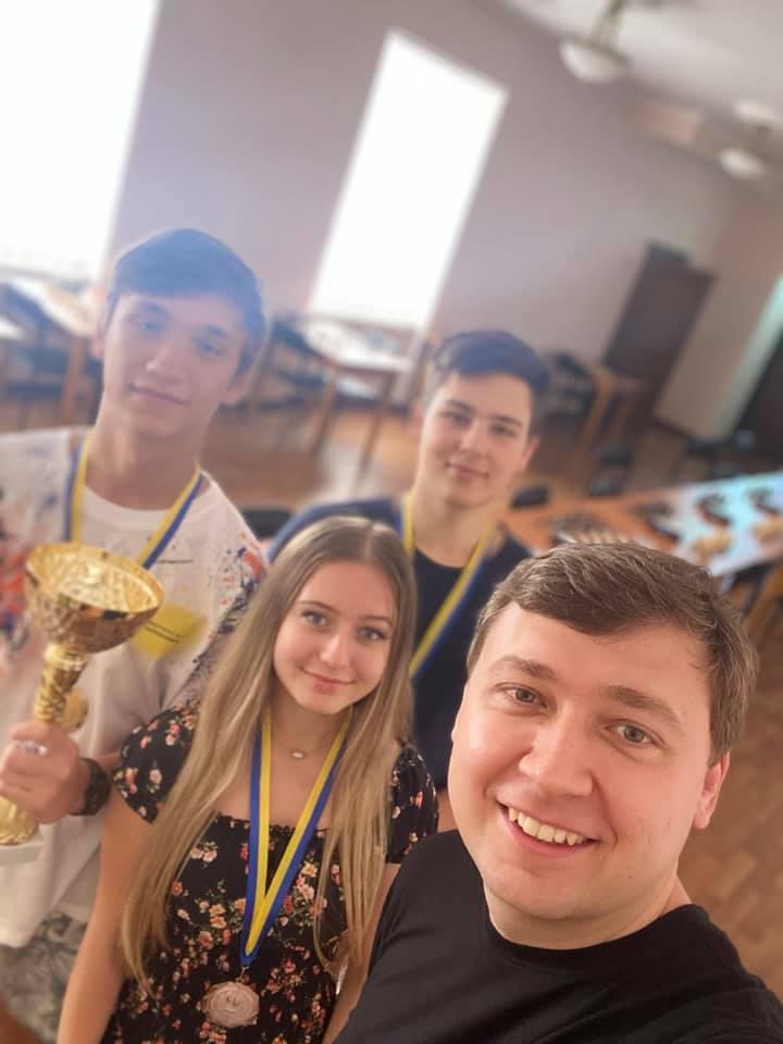 Международный шахматный турнир «Bridges of Ingul – 2021» в Николаеве выиграл молдавский шахматист (ФОТО) 1
