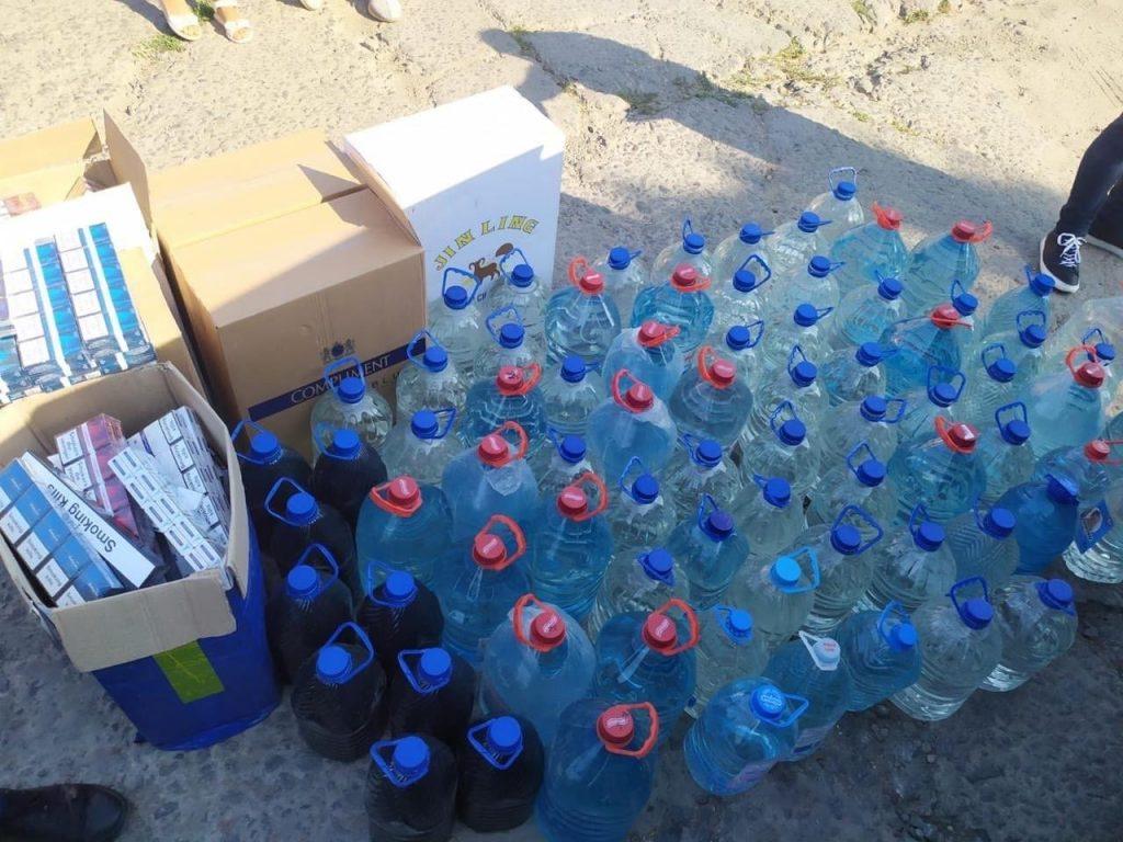 В Николаеве налоговики изъяли нелегального алкоголя и сигарет на сумму свыше 1 млн грн (ФОТО) 1