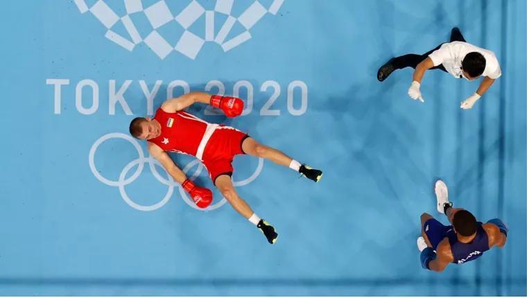 Нерадостное «серебро» Украины в боксе на Олимпиаде: рефери подыграл бразильцу
