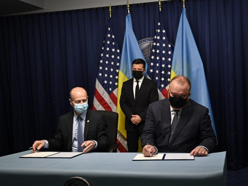На $30 млрд. «Энергоатом» и Westinghouse подписали меморандум о строительстве 5 энергоблоков (ФОТО)