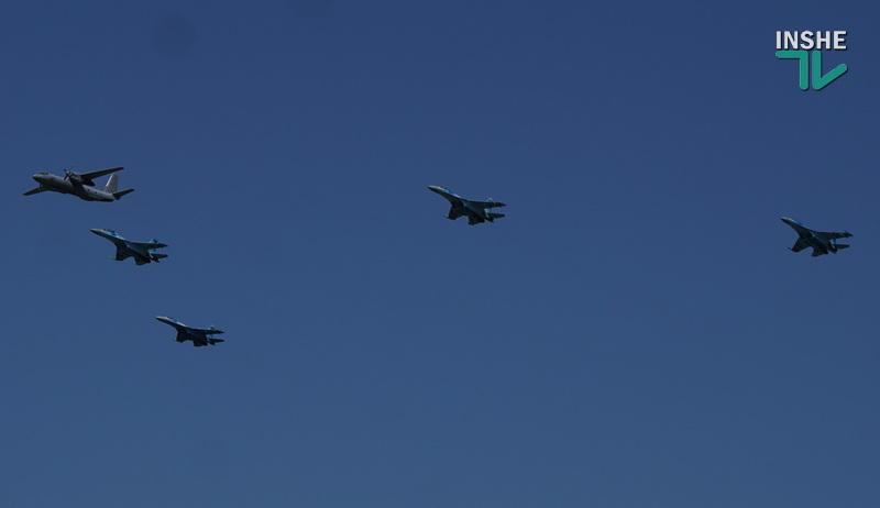 Военные учения на николаевском полигоне «Широкий лан»: аэродромы защитили от условного противника (ФОТО, ВИДЕО) 1