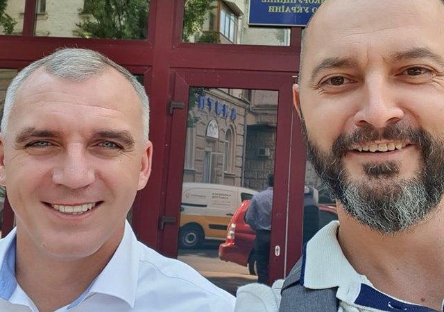 Мэр Николаева Александр Сенкевич после допроса у детектива НАБУ: «Сергею Кореневу приписывают то, о чем общались другие фигуранты дела»