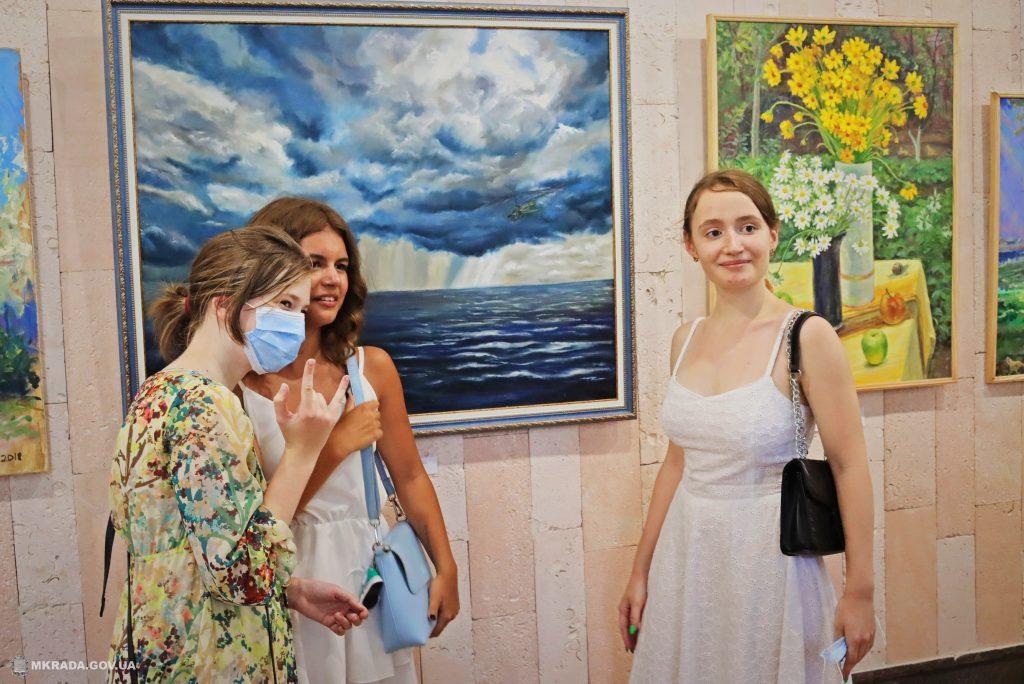 З Україною в серці: в Николаеве открылась выставка к 30-летию независимости Украины (ФОТО) 19