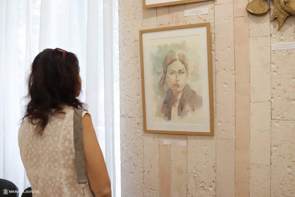 З Україною в серці: в Николаеве открылась выставка к 30-летию независимости Украины (ФОТО) 21