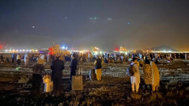 Талибы захватили президентский дворец в Афганистане, Украина эвакуировала своих граждан (ФОТО, ВИДЕО)