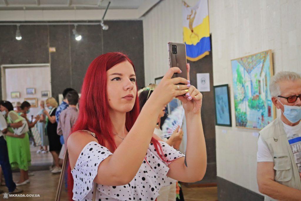 З Україною в серці: в Николаеве открылась выставка к 30-летию независимости Украины (ФОТО) 31