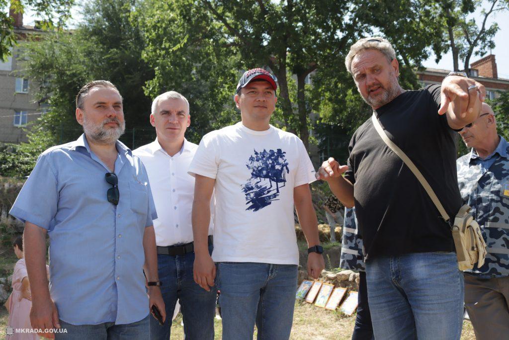В Николаеве проходит фестиваль «Дикий Сад: арт-перекресток времен и народов» (ФОТО) 33