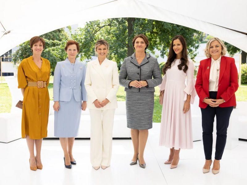 Мягкая сила. Чем закончился саммит первых леди и джентльменов (ФОТО, ВИДЕО)