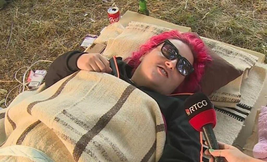 В Черногории завершился чемпионат по лени. Победительница установила рекорд и получила 300 евро (ФОТО) 3