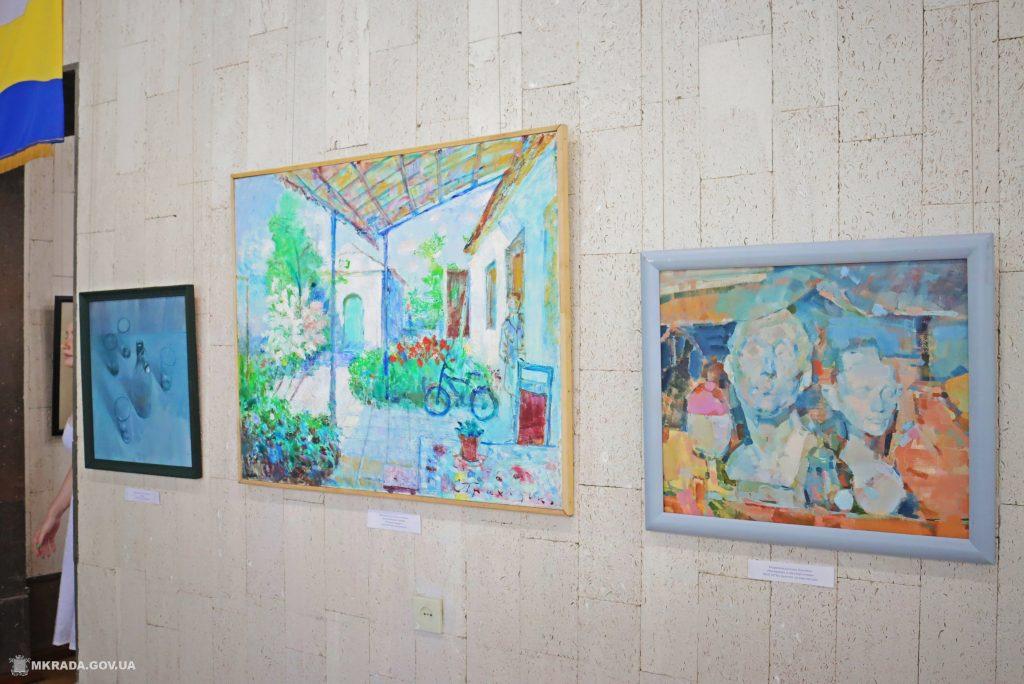 З Україною в серці: в Николаеве открылась выставка к 30-летию независимости Украины (ФОТО) 35