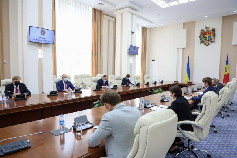 Ассоциированное трио – на уровне премьеров: что Шмыгаль предложил своей молдавской коллеге (ФОТО) 5