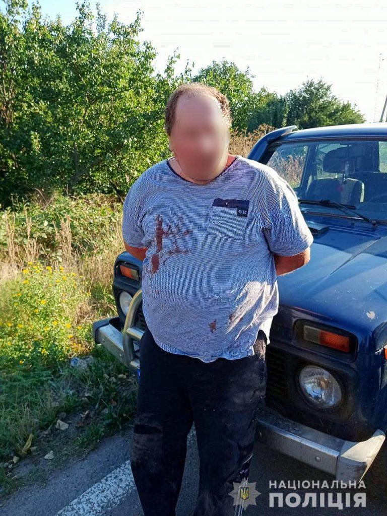 На выезде из Нового Буга полицейские задержали убийцу – он зарезал соседа (ФОТО) 3