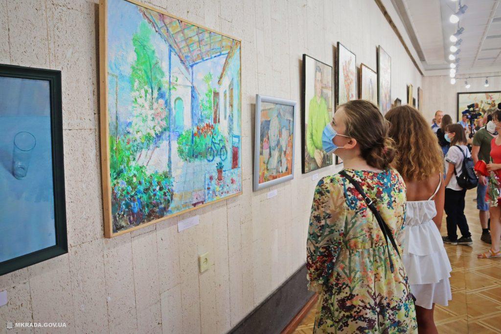 З Україною в серці: в Николаеве открылась выставка к 30-летию независимости Украины (ФОТО) 3