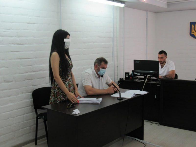 В Николаеве избрали меру пресечения работнице вуза, подозреваемой в подделке диплома для другого человека (ФОТО)