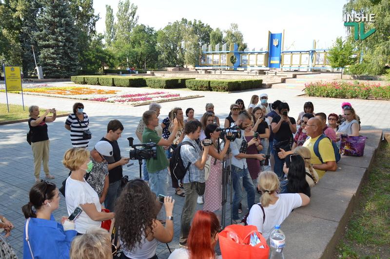 Митинг в поддержку главврача Николаевской «инфекционки» не состоялся. Но Светлана Федорова всех поблагодарила в Фейсбуке (ФОТО, ВИДЕО) 3