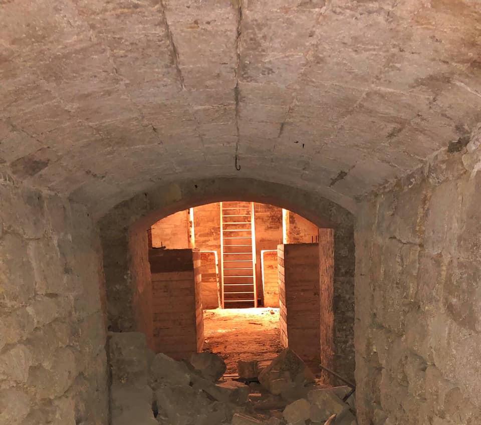 В Николаеве расчистят подземный тоннель под краеведческим музеем для проведения интересных массовых мероприятий (ФОТО) 3