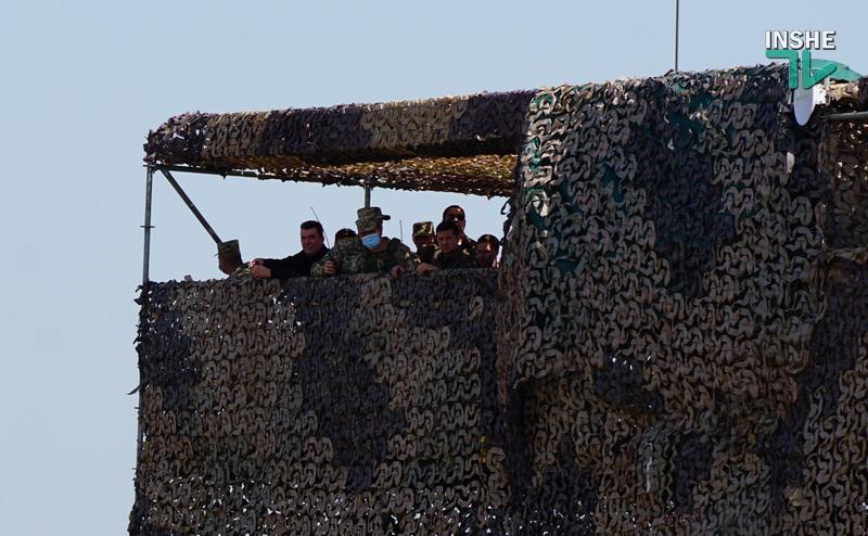 Военные учения на николаевском полигоне «Широкий лан»: аэродромы защитили от условного противника (ФОТО, ВИДЕО) 3